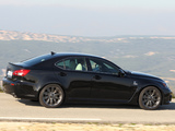 Images of Lexus IS F EU-spec (XE20) 2010–13