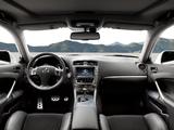 Images of Lexus IS 250 F-Sport EU-spec (XE20) 2010–13