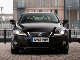 Images of Lexus IS 250C UK-spec (XE20) 2011