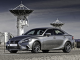 Images of Lexus IS 350 F-Sport ZA-spec (XE30) 2013