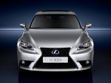 Images of Lexus IS 300h EU-spec (XE30) 2013