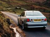 Lexus IS 200 UK-spec (XE10) 1999–2005 images