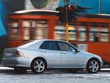 Lexus IS 200 (XE10) 1999–2005 wallpapers