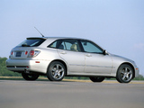 Lexus IS 300 SportCross US-spec (XE10) 2001–05 photos