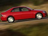 Lexus IS 300 EU-spec (XE10) 2001–05 pictures