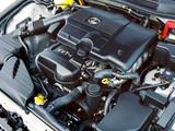 Lexus IS 300 UK-spec (XE10) 2001–05 pictures