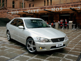 Lexus IS 300 AU-spec (XE10) 2001–05 wallpapers