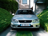 Lexus IS 300 EU-spec (XE10) 2001–05 wallpapers