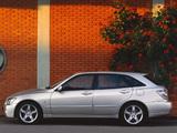 Lexus IS 200 SportCross EU-spec (XE10) 2002–05 pictures