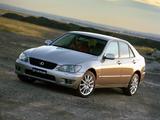 Lexus IS 300 Platinum Edition (XE10) 2003 photos