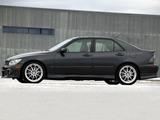 Lexus IS 300 Turbo (XE10) 2005 images