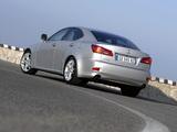 Lexus IS 250 (XE20) 2005–08 photos