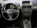 Lexus IS 300 Turbo (XE10) 2005 photos