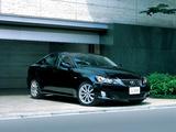 Lexus IS 350 JP-spec (XE20) 2005–08 pictures