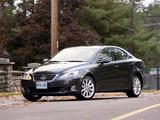 Lexus IS 250 (XE20) 2008–10 images