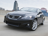 Lexus IS 250 AWD (XE20) 2008–10 images