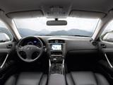 Lexus IS 220d (XE20) 2008–10 images