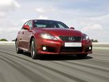Lexus IS F EU-spec (XE20) 2008–10 images