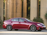 Lexus IS F (XE20) 2008–10 images