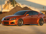 Lexus IS F by Fox Marketing & Artisan Performance (XE20) 2008 images