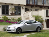 Lexus IS 350 (XE20) 2008–10 photos