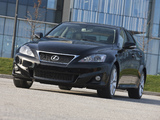 Lexus IS 250 AWD (XE20) 2008–10 pictures
