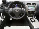 Lexus IS F (XE20) 2008–10 pictures