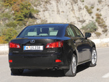 Lexus IS 200d (XE20) 2010–13 images