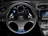 Lexus IS F EU-spec (XE20) 2010–13 images