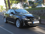 Lexus IS 200d (XE20) 2010–13 photos
