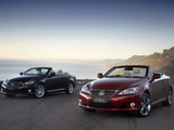 Lexus IS 250C AU-spec (XE20) 2010–11 pictures