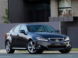 Lexus IS 350 AU-spec (XE20) 2010 pictures