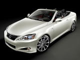 Lexus IS 350C F-Sport Special Edition (XE20) 2011 photos