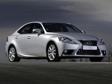 Lexus IS 350 ZA-spec (XE30) 2013 images