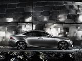 Lexus IS 350 (XE30) 2013 images