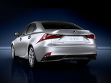 Lexus IS 300h EU-spec (XE30) 2013 images