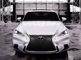Lexus IS 350 F-Sport (XE30) 2013 images
