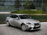Lexus IS 300h EU-spec (XE30) 2013 photos