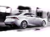 Lexus IS 350 F-Sport (XE30) 2013 photos