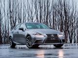 Lexus IS 350 F-Sport AU-spec (XE30) 2013 photos