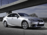 Lexus IS 350 ZA-spec (XE30) 2013 photos
