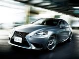 Lexus IS 350 JP-spec (XE30) 2013 photos