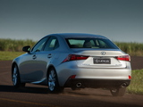 Lexus IS 250 EU-spec (XE30) 2013 pictures