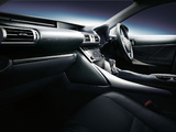 Lexus IS 350 JP-spec (XE30) 2013 pictures