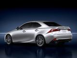 Lexus IS 350 (XE30) 2013 pictures