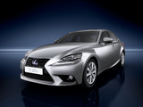 Lexus IS 300h EU-spec (XE30) 2013 pictures