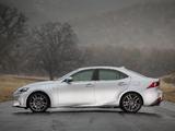 Lexus IS 350 F-Sport (XE30) 2013 pictures
