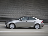 Lexus IS 300h EU-spec (XE30) 2013 wallpapers