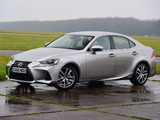 Lexus IS 300h UK-spec (XE30) 2016 photos