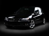 Photos of Lexus IS 200 UK-spec (XE10) 1999–2005